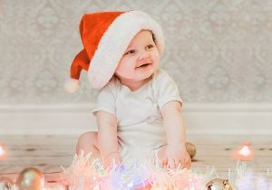 Baby christmas photo 300x210 - My Blog