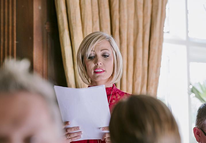 best woman wedding speech.