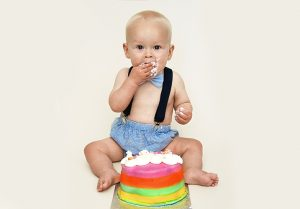 Boy eating cake 300x209 - My Blog