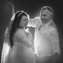 Wedding photography dance